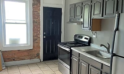 Kitchen, 1827 Division St, 1