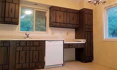 Kitchen, 1848 Garfield St, 1