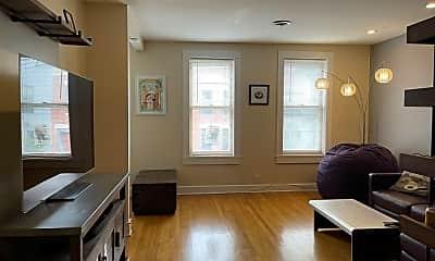 Living Room, 1718 W Beach Ave, 1