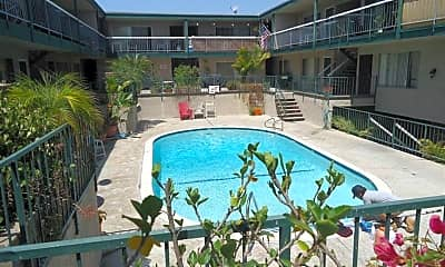 Pool, 4141 Rosecrans Ave, 1