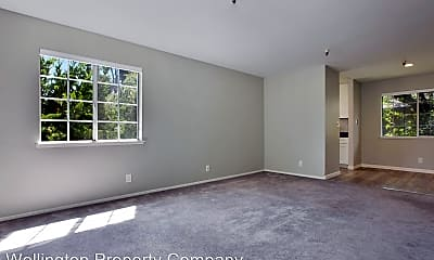 Living Room, 1801 Sausal St, 0