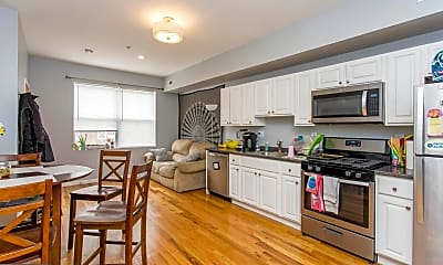 Kitchen, 516 N Preston St A, 1