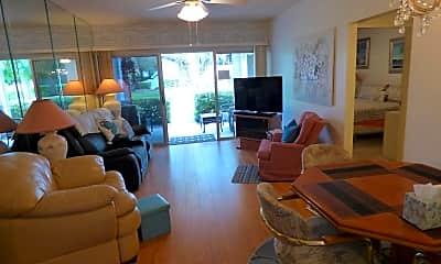 Living Room, 6125 E Indian School Rd 161, 1