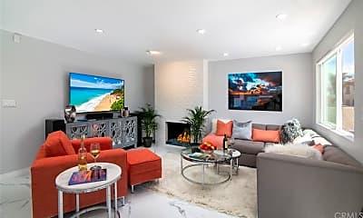 Living Room, 209 Cypress St, 1