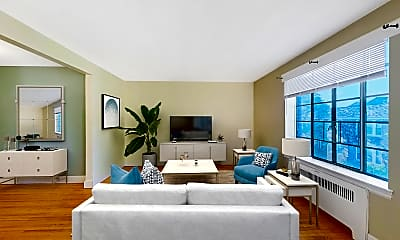 Living Room, 97 Strathmore Road, Unit 10, 0