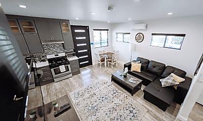 Living Room, 11684 Erwin St, 0