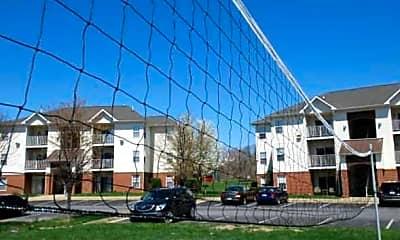 Building, Pemberton Village Apartments, 1