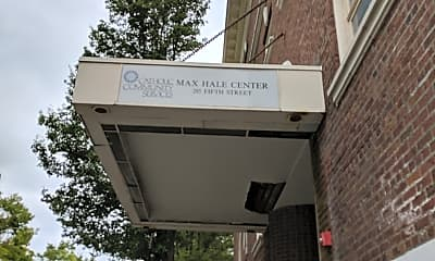 Max Hale, 1