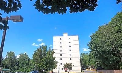 Burton Towers, 2