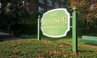 Windsor Apartments, 1
