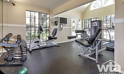 Fitness Weight Room, 1114 Camino La Costa, 2