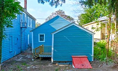 Building, 1102 Park St, 2