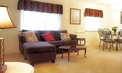 Living Room, Autumn Lakes, 0