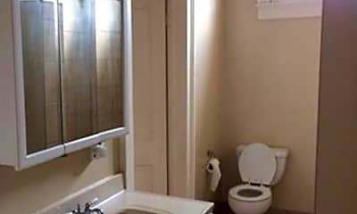 Bathroom, 7817 Maple St, 2