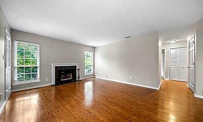 Living Room, 6808 Glenridge Dr, 0
