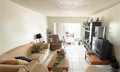 Living Room, 3700 NW 21st St 205, 0