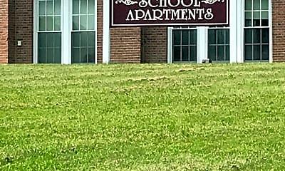 Washington School Apartments, 1