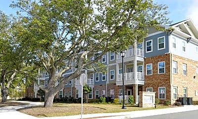 Building, Savannah Gardens Apartments, 1