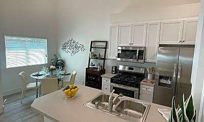 Kitchen, BRAND NEW EVERYTHING! HEART OF KOREATOWN! * WASHER & DRYER in unit!, 0