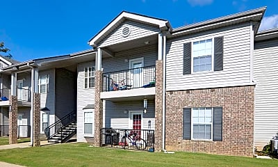 Building, Greystone Woods Townhomes, 1
