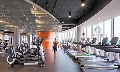 Fitness Weight Room, 159 N Wabash Ave, 2