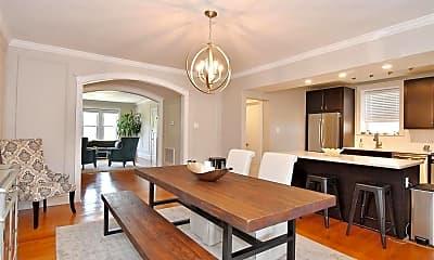Dining Room, 6252 Rosebury Ave, 1
