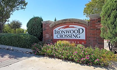 Community Signage, Ironwood Crossing, 1