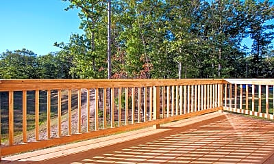 Patio / Deck, 505 Rio Grande Dr, 2