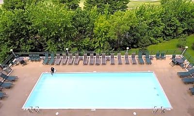 Pool, 6420 Double Eagle Dr 802, 1