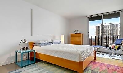 Bedroom, 5855 N Sheridan Rd, 2