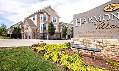 Community Signage, Harmon Villas, 0