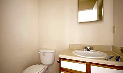 Bathroom, Harrison Point, 2