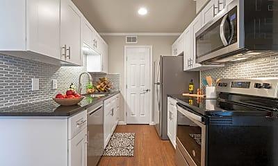 Kitchen, Blanco Oaks Apartments, 0