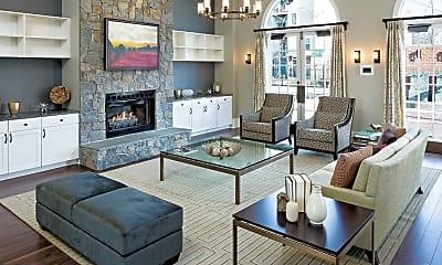 Living Room, Dulles Greene, 1