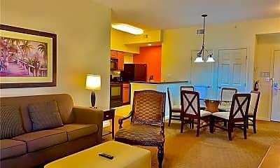 Living Room, 8101 Resort Village Dr, 0