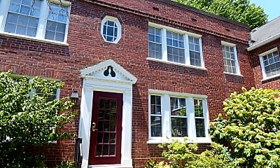 Building, 1922 N Rhodes St 78, 1