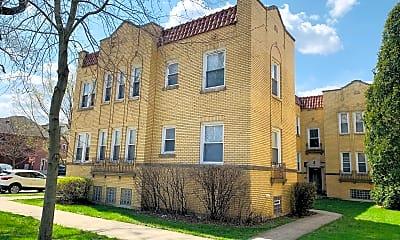 Building, 5802 N Mason Ave 1E, 1