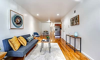 Living Room, 375 Ogden Ave 1, 1