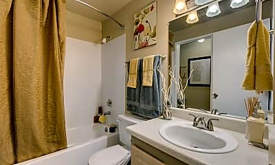 Bathroom, Mosaic Hills, 2