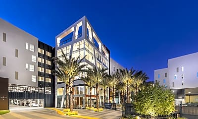 Building, Vela on OX Apartments, 2