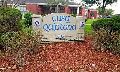 Casa Quintana, 1