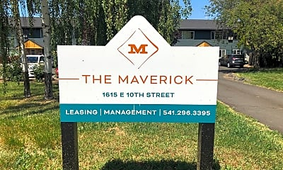 Community Signage, 1615 E 10th St, 1