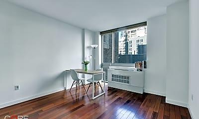 Living Room, 121 E 23rd St 7G, 0