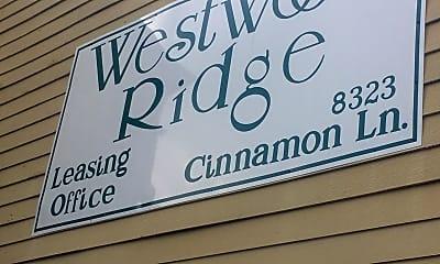Westwood Ridge, 1