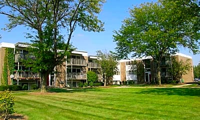 Building, Golfside Apartments, 0