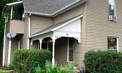 Building, 112 Douglas St, 0