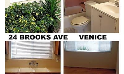 Bathroom, 24 Brooks Ave, 0