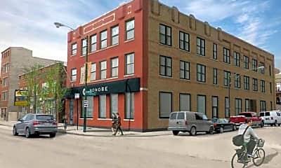 Building, 1038 N Ashland Ave, 2