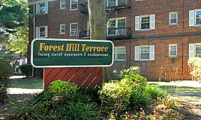 Community Signage, Forest Hill Terrace, 2