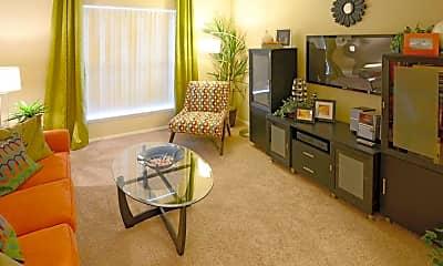 Living Room, Madison Rockwood, 1